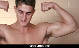 Special Place In Daddy's Heart Chapter 4: Flex For Your Old Man Part 2